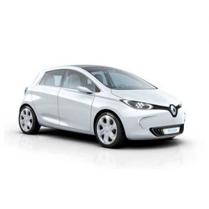 Renault-Zoe electric hybrid
