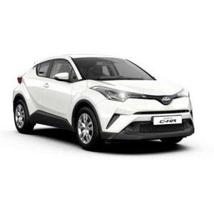 Toyota-C-HR hybrid